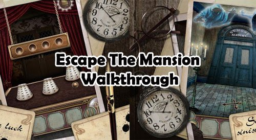 Escape the Mansion Walkthrough Level 76-80