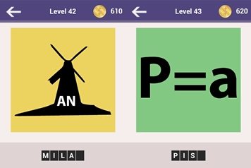 Fun Way To Think Places Level 42 and 43