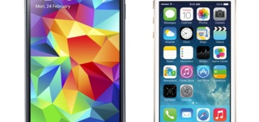 Samsung Galaxy S5 vs Apple iPhone 5S Review Specs