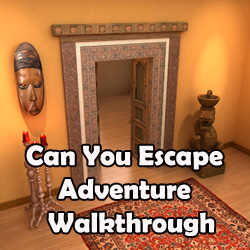 Can You Escape Adventure Level 9 Walkthrough
