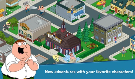 Family Guy The Quest For Stuff Unlock All Characters