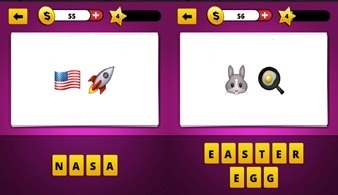 Guess The Emoji Level 4 Answers Level 31 and 32