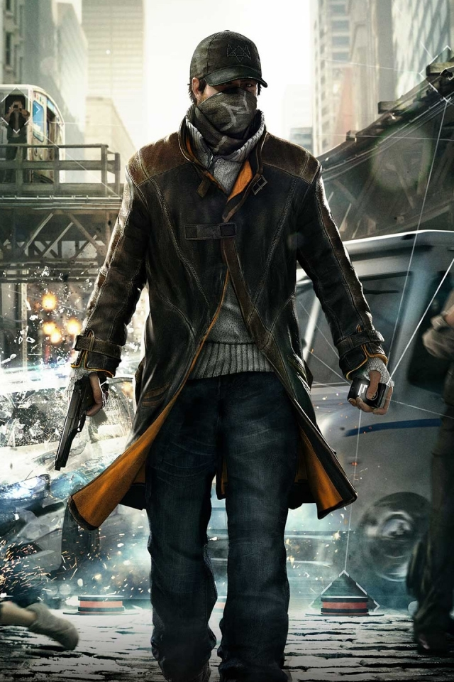Watch Dogs Wallpaper For Iphone Phoneresolve