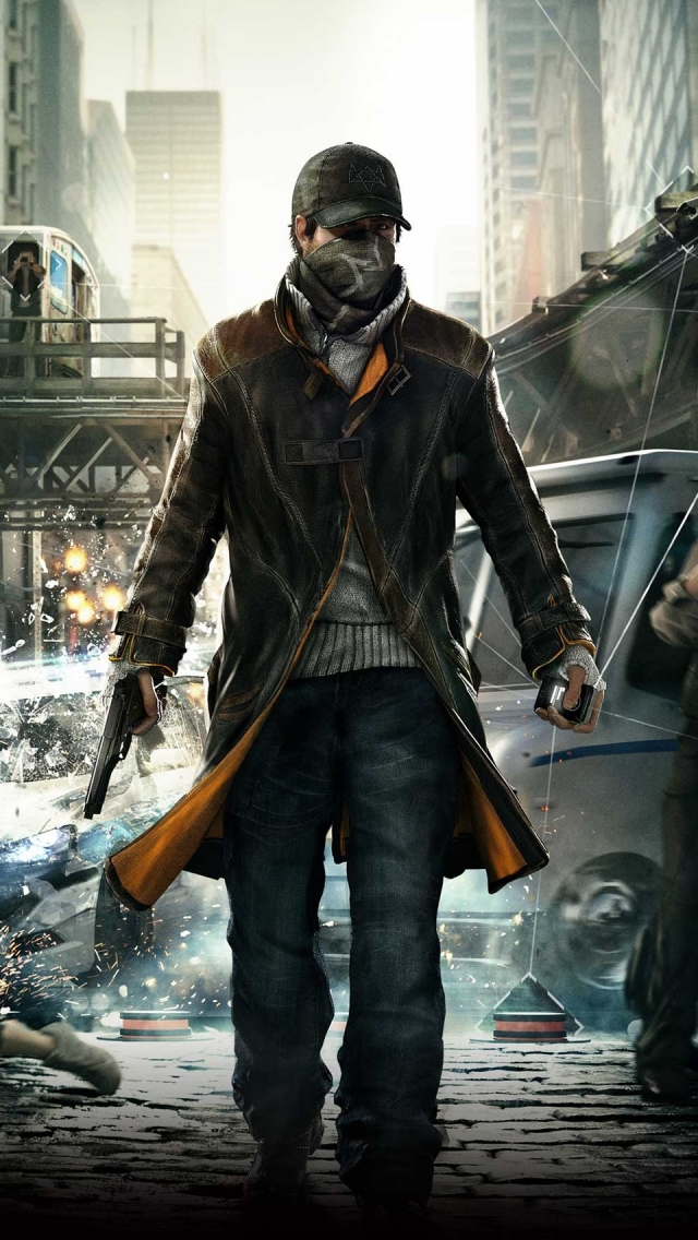 Watch Dogs Wallpaper for iPhone – PhoneResolve