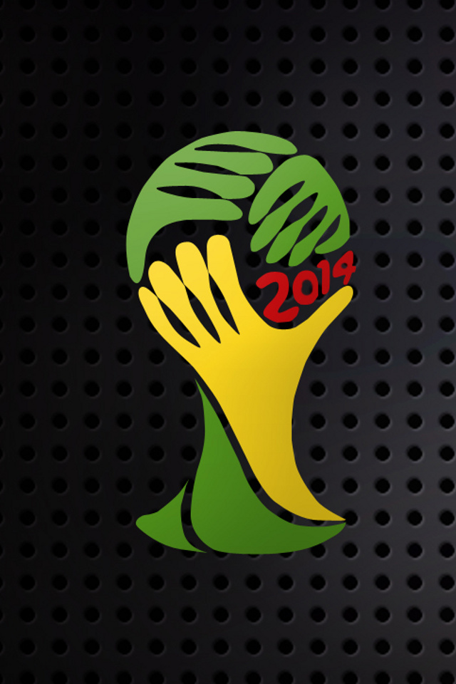 World Cup 2014 Wallpaper for iPhone 4S