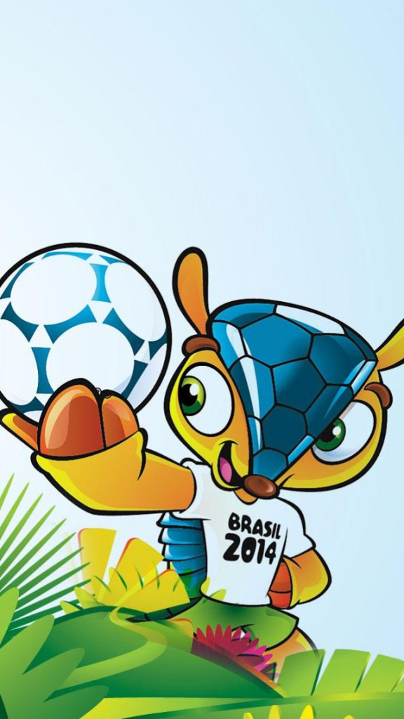 World Cup 2014 Wallpaper for iPhone 5S 2