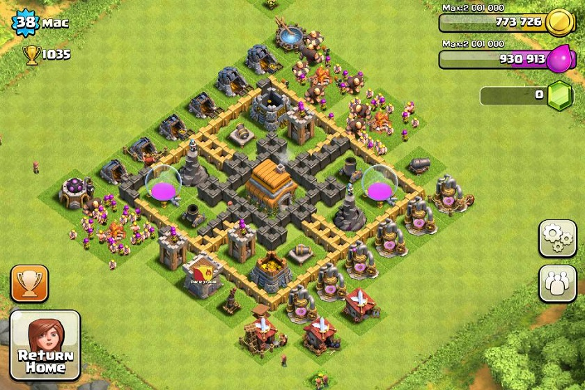 Best defence for clash of clan town hall level 6 game hacking tools
