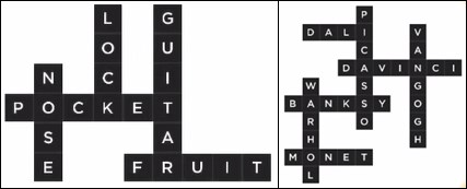 Bonza Word Puzzle Pack 1 Level 17 and 18
