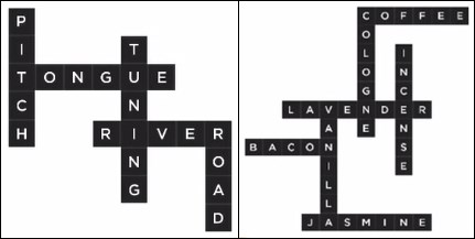 Bonza Word Puzzle Pack 1 Level 21 and 22