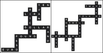 Bonza Word Puzzle Pack 2 Level 27 and 28