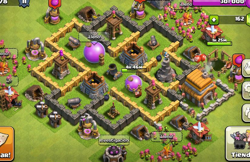 best clash of clans town hall level 5 defense strategy phoneresolve