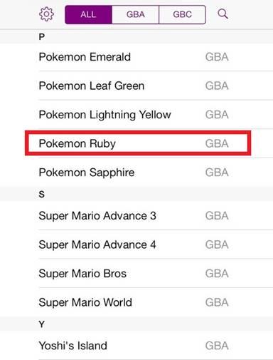 Pokemon Ruby GBA4IOS Cheats – PhoneResolve