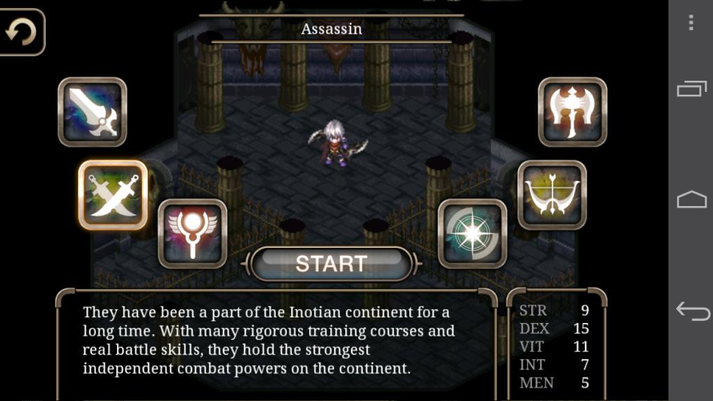 Inotia 4 Assassin
