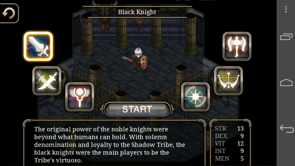 Inotia 4 Black Knight