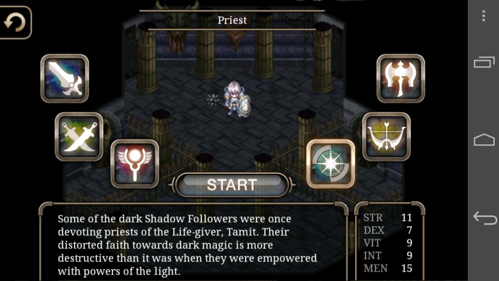 Inotia 4 Priest