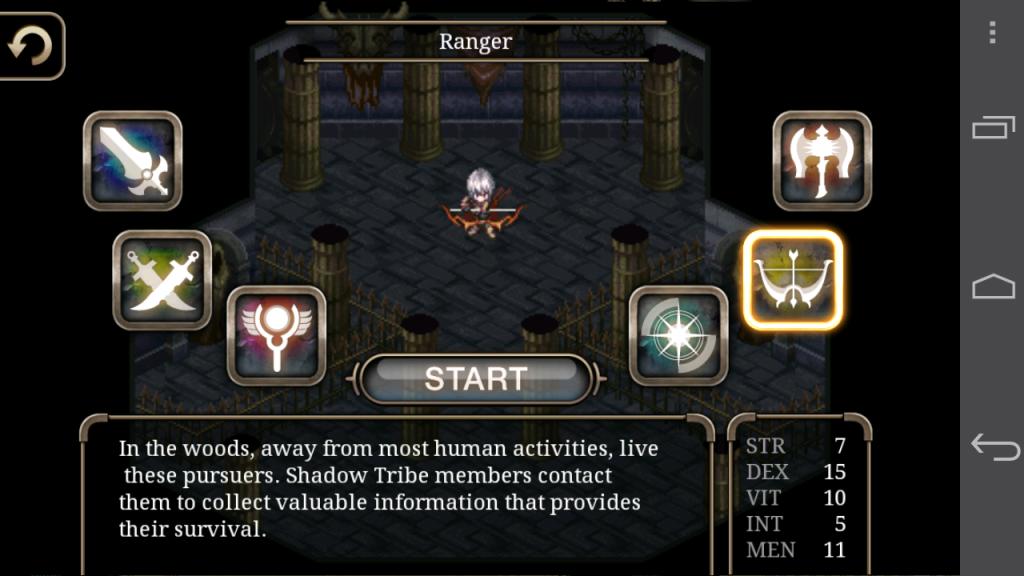 Inotia 4 Ranger