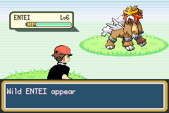 Pokemon Dark Rising (Hack)- Entei