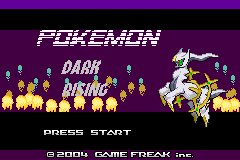 Pokemon Dark Rising (Hack)