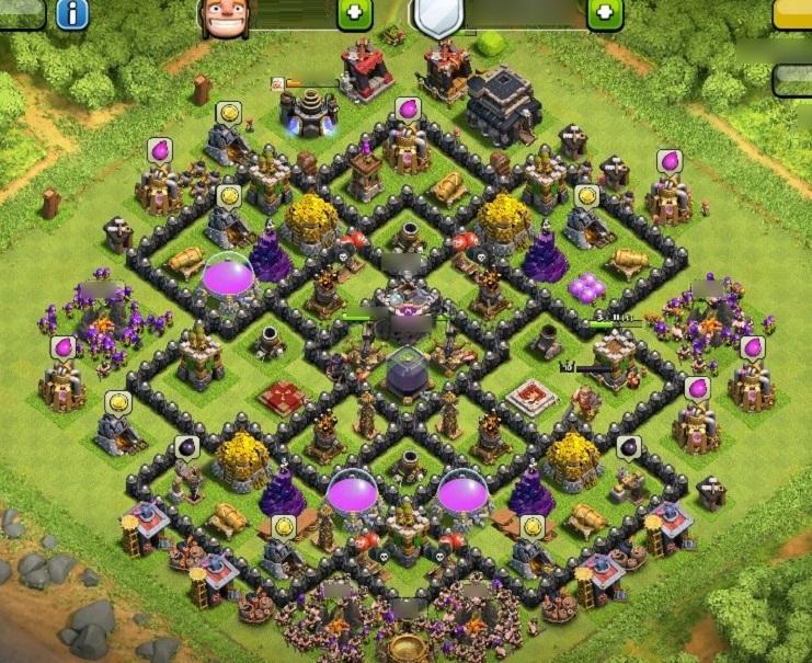 farming base