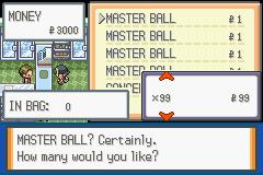 Liquid Crystal cheap master balls