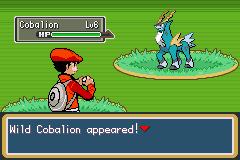 Pokemon Dark Rising 2 Cobalion
