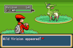 Pokemon Dark Rising 2 Virizion