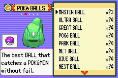 Pokemon Glazed all poke balls