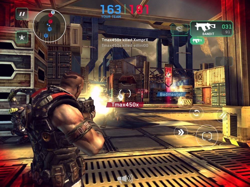 Shadowgun DeadZone (MADFINGER Games)