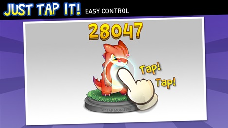 Tap Tap Monsters (infinitypocket)
