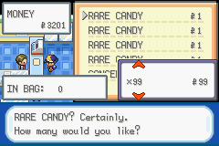 cheap rare candies