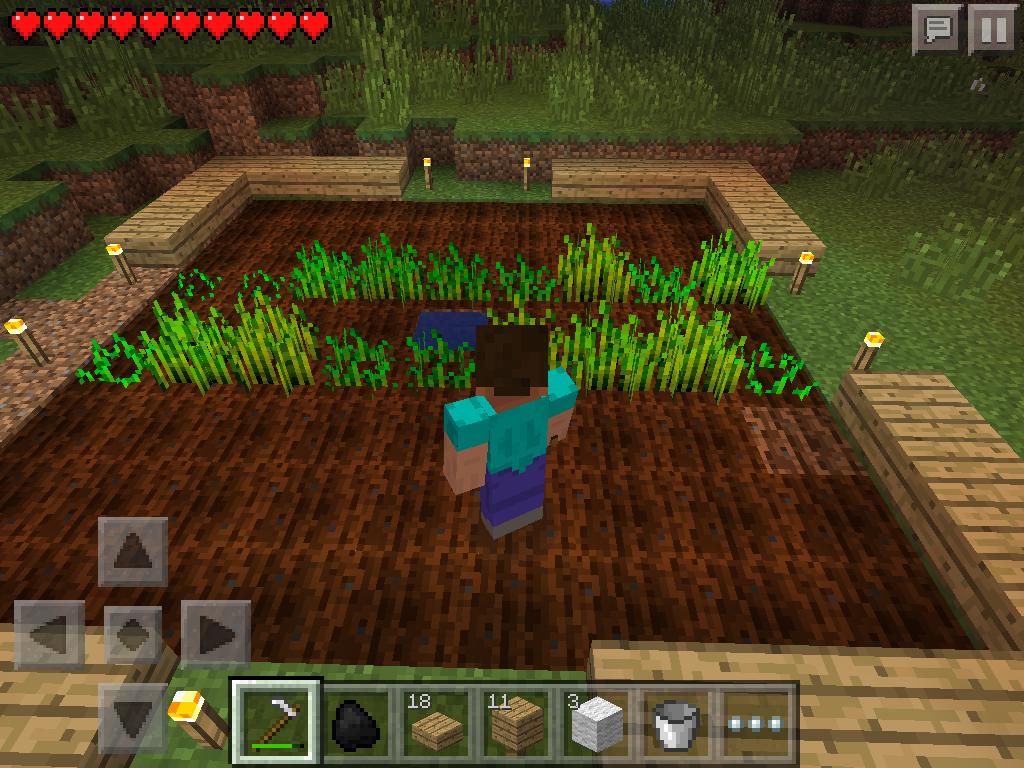 basic farm - standard layout