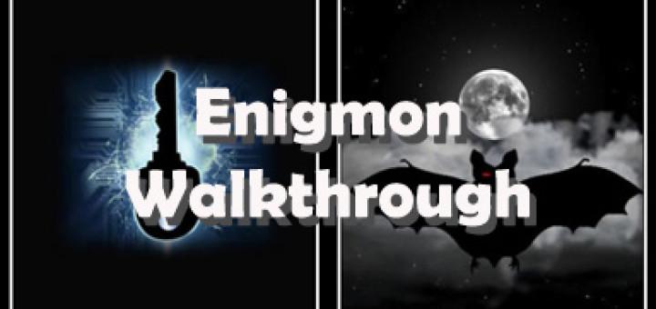 Enigmon Level 1-5 Walkthrough