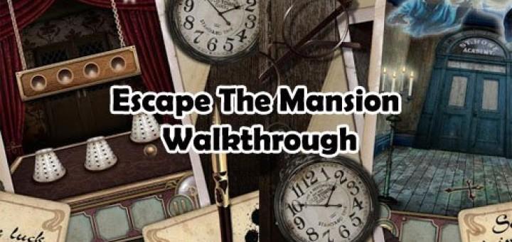Escape the Mansion Walkthrough Level 71-75