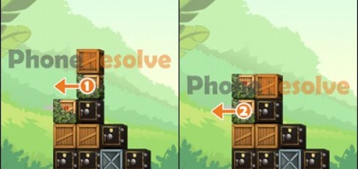 Swap The Box Jungle Level 24 Walkthrough