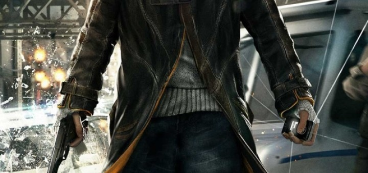 Watch Dogs Wallpaper for iPhone 5, 5C and 5S