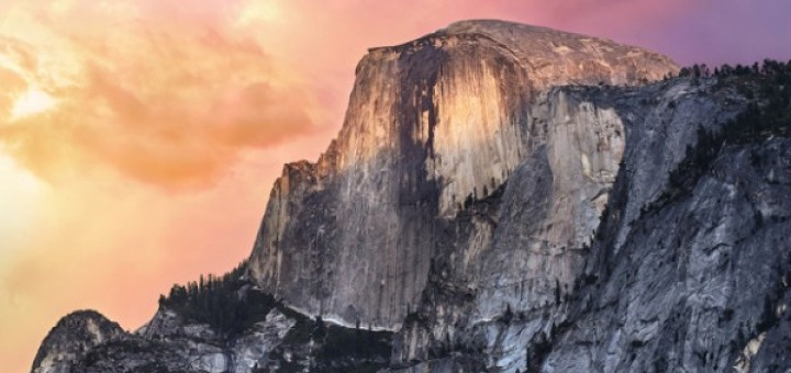Yosemite Wallpaper for iPhone and iPad